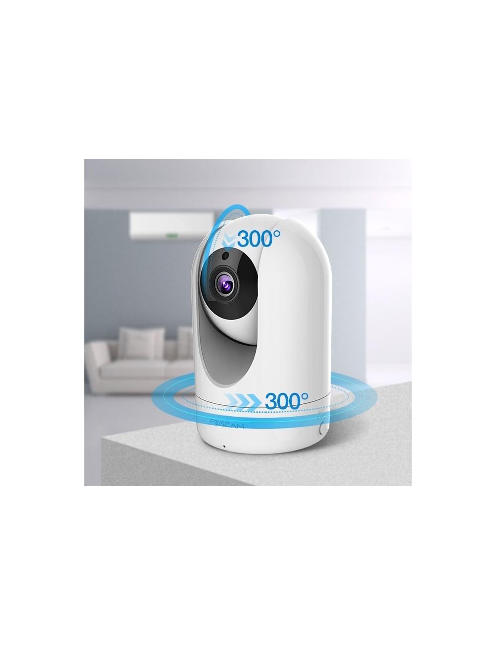Foscam R4 - 4.0 Megapixel Camera