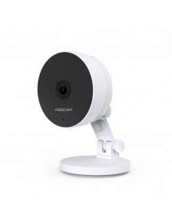 Foscam C2M - 2.0 Megapixel 5GHz Dual-Band WiFi Indoor Camera with AI Human Detection