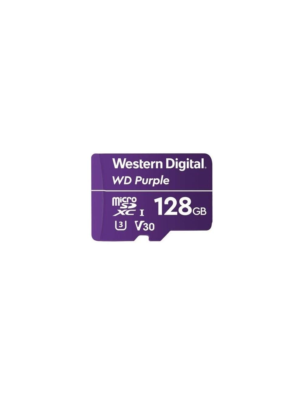 WD Purple microSDXC UHS-1 card