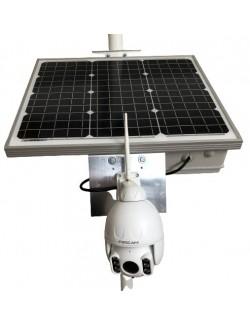 Farm Solar PTZ Kit