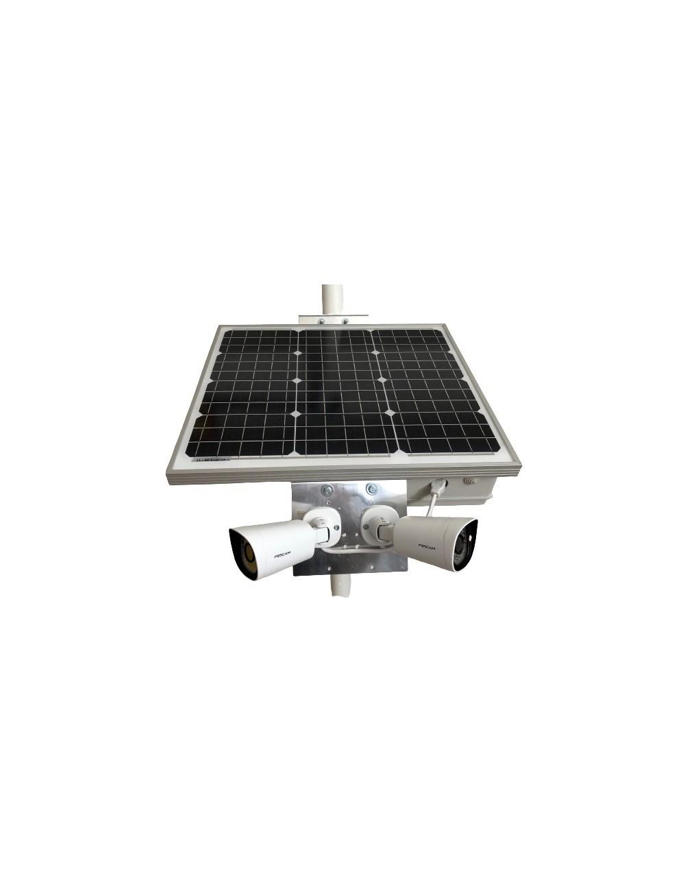 Farm Solar 2 X Bullet Kit